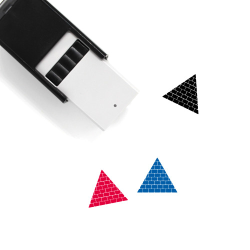 Pyramid Self-Inking Rubber Stamp No. 78