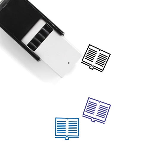 Book Self-Inking Rubber Stamp No. 732