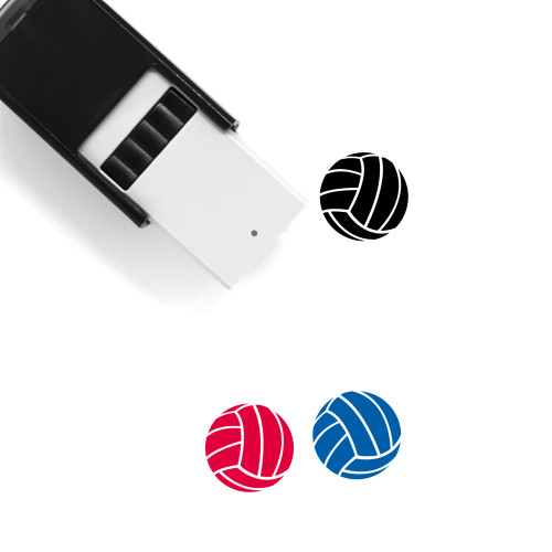 Volleyball Self-Inking Rubber Stamp No. 53