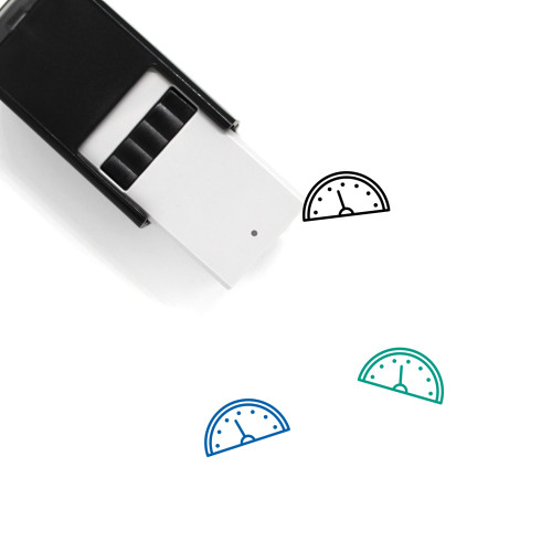 Dashboard Self-Inking Rubber Stamp No. 61