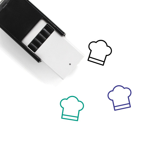 Toque Self-Inking Rubber Stamp No. 71