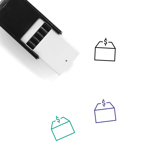 Product Self-Inking Rubber Stamp No. 44