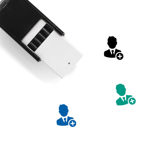 Recruit Self-Inking Rubber Stamp No. 1