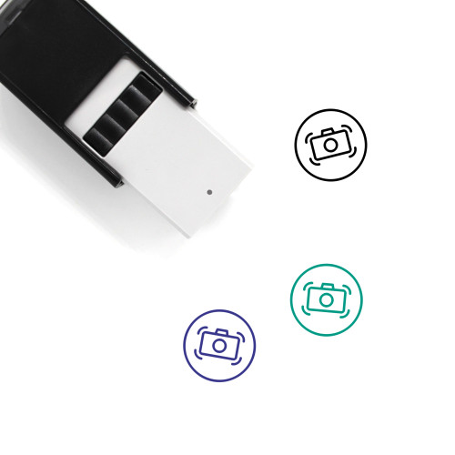 Image Stabilization Self-Inking Rubber Stamp No. 1