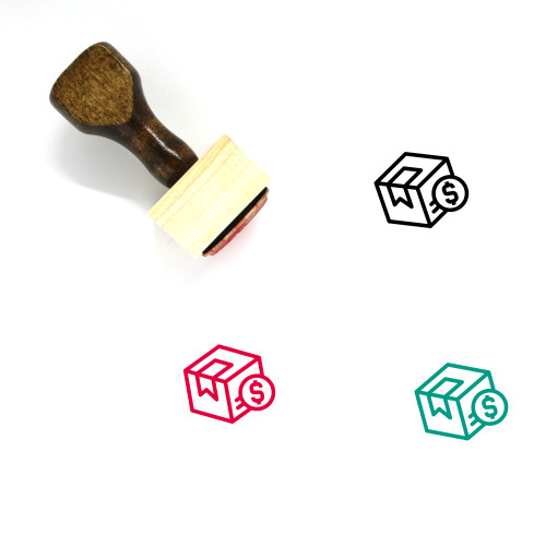 Purchase Wooden Rubber Stamp No. 44
