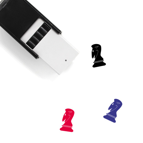 Knight Self-Inking Rubber Stamp No. 91