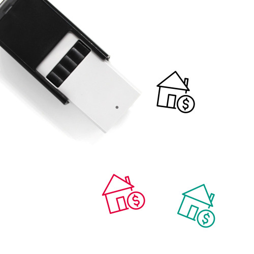 Rent Self-Inking Rubber Stamp No. 38