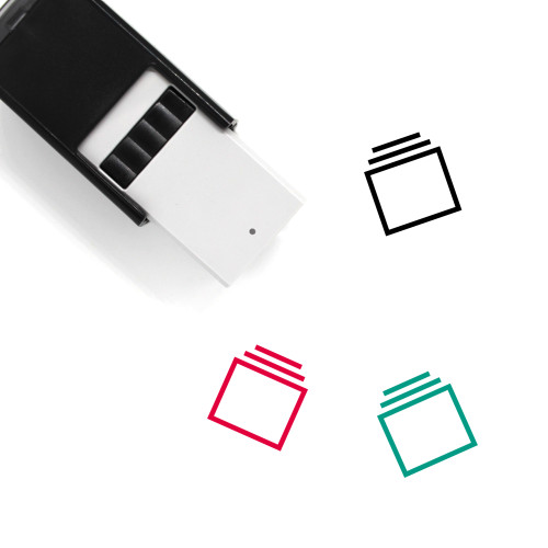Collection Self-Inking Rubber Stamp No. 13