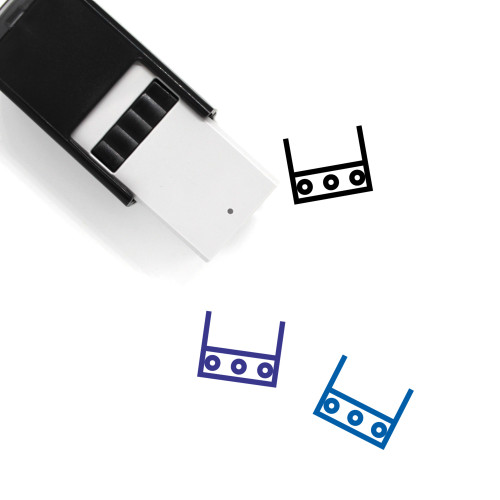 Jump Self-Inking Rubber Stamp No. 71
