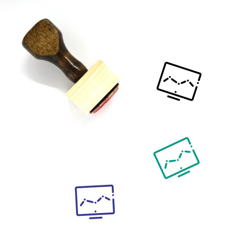 Analysis Wooden Rubber Stamp No. 82