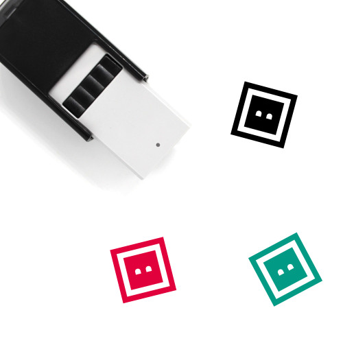 Socket Self-Inking Rubber Stamp No. 41