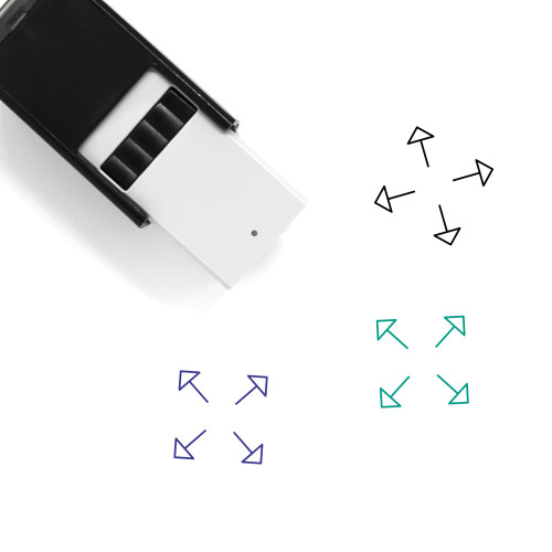 Expand Self-Inking Rubber Stamp No. 99