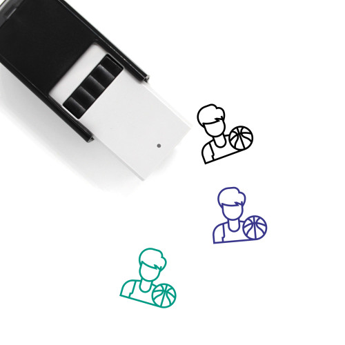 Physical Education Self-Inking Rubber Stamp No. 6