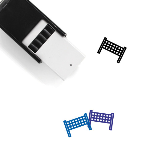 Net Self-Inking Rubber Stamp No. 73