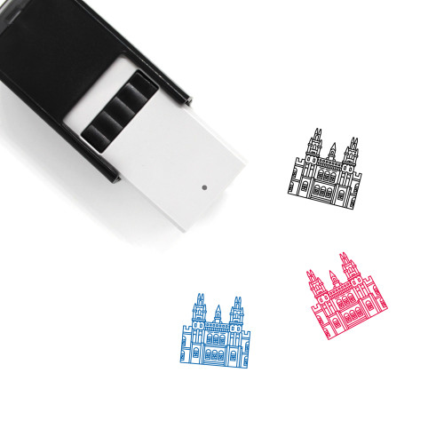 University Of Oxford Self-Inking Rubber Stamp No. 1