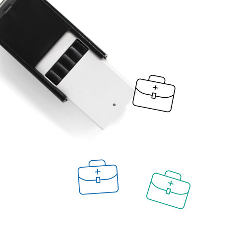 Aid Self-Inking Rubber Stamp No. 52