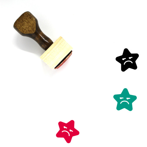 Annoying Wooden Rubber Stamp No. 40