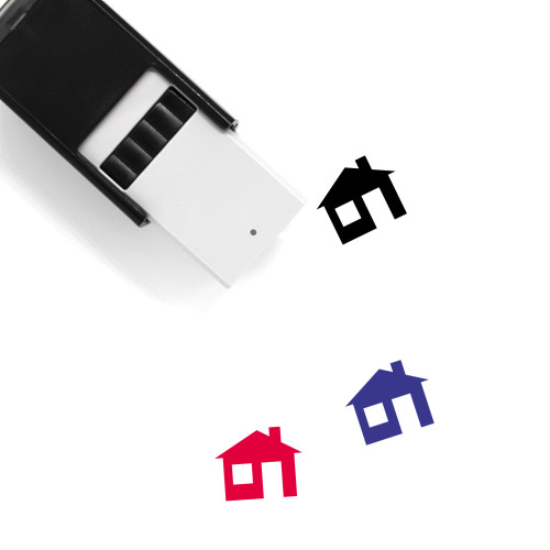 House Self-Inking Rubber Stamp No. 447