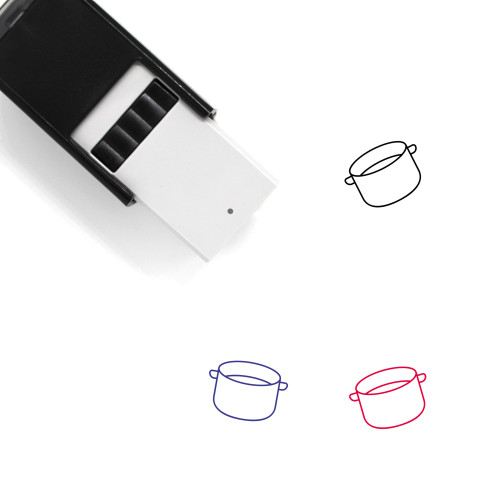 Cookware Self-Inking Rubber Stamp No. 15