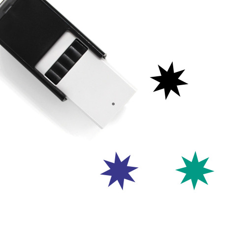 Star Self-Inking Rubber Stamp No. 916