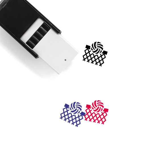 Ball Self-Inking Rubber Stamp No. 183