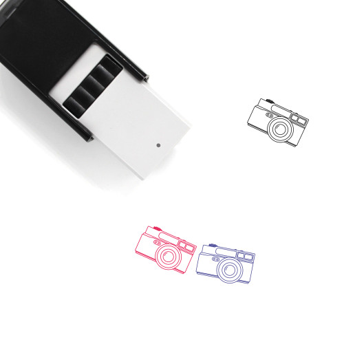 Konika Hexar AF Self-Inking Rubber Stamp No. 1