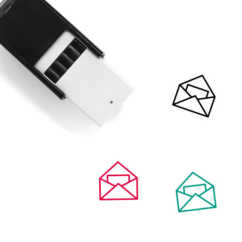 Read Email Self-Inking Rubber Stamp No. 16