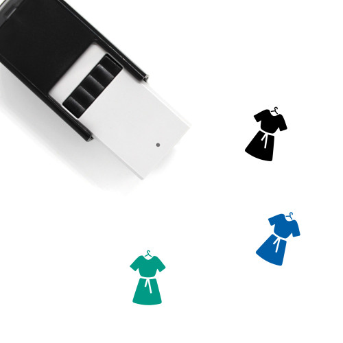 Dress Self-Inking Rubber Stamp No. 291