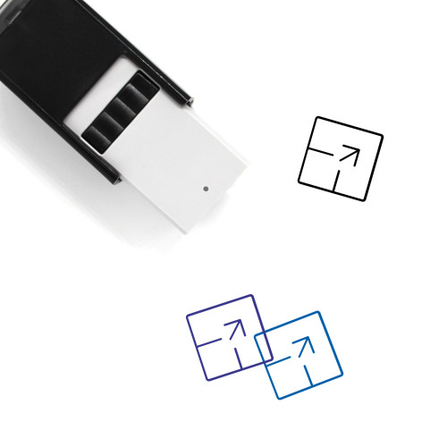 Expand Self-Inking Rubber Stamp No. 101