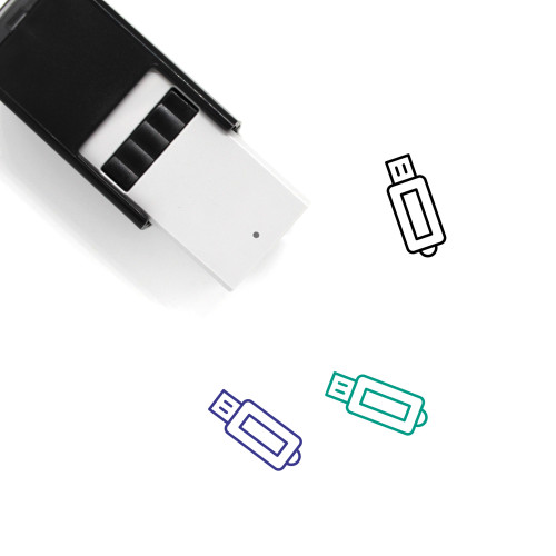 USB Self-Inking Rubber Stamp No. 88