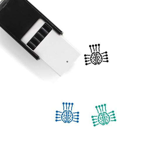 Smart Self-Inking Rubber Stamp No. 68