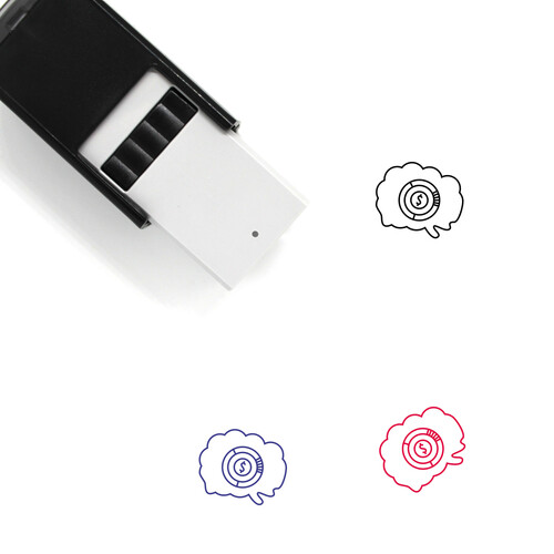 Customer Survey Self-Inking Rubber Stamp No. 17