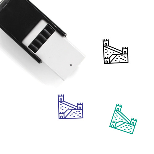 Great Wall Self-Inking Rubber Stamp No. 14