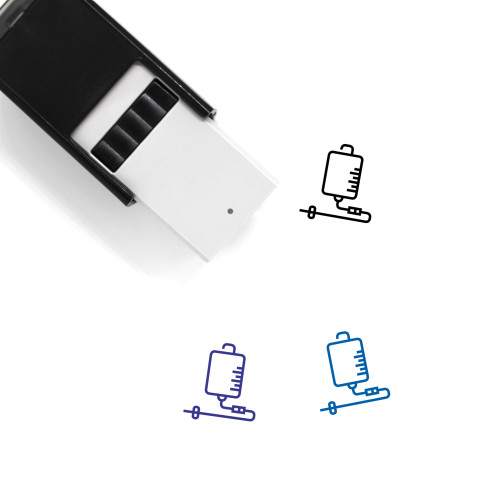 Infusion Self-Inking Rubber Stamp No. 38