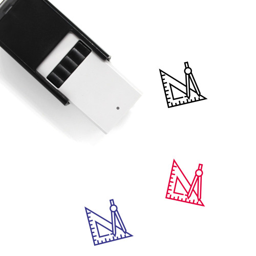 Design Tools Self-Inking Rubber Stamp No. 47