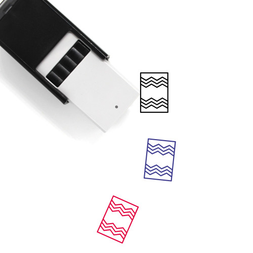 Rug Self-Inking Rubber Stamp No. 15