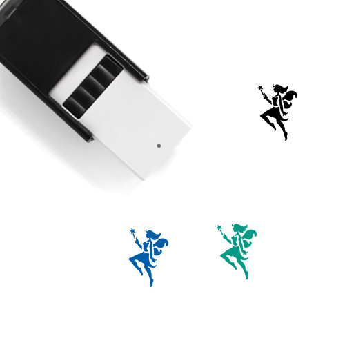 Fairy Self-Inking Rubber Stamp No. 17