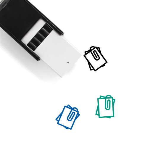 Attachment Self-Inking Rubber Stamp No. 59