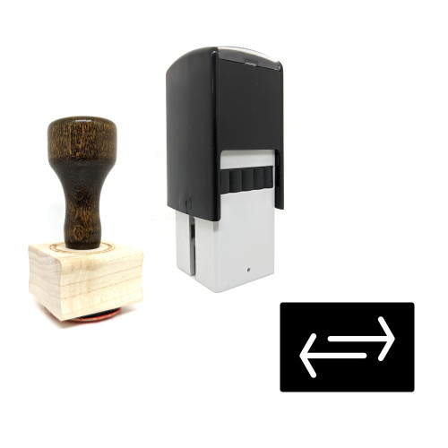 """""""Switch"""" rubber stamp with 3 sample imprints of the image"""