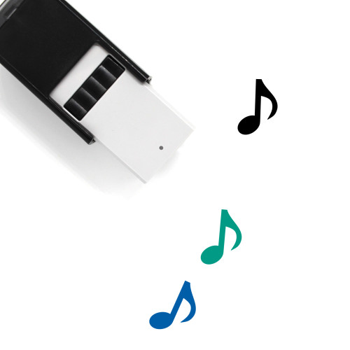 Music Venue Self-Inking Rubber Stamp No. 1