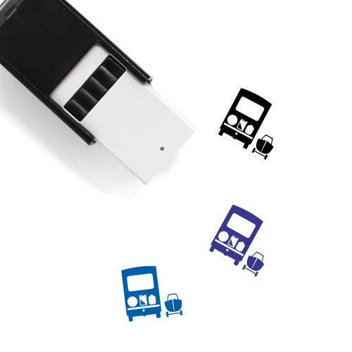 Recreational Vehicles Self-Inking Rubber Stamp No. 1