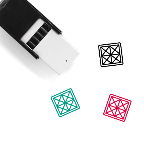 Year Self-Inking Rubber Stamp No. 5