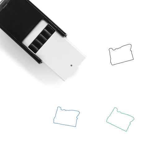 Oregon Self-Inking Rubber Stamp No. 12