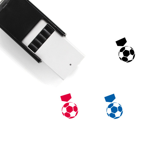 Medal Self-Inking Rubber Stamp No. 102