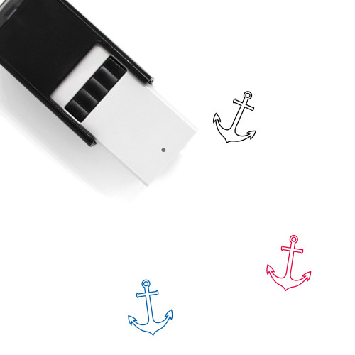 Anchor Self-Inking Rubber Stamp No. 130