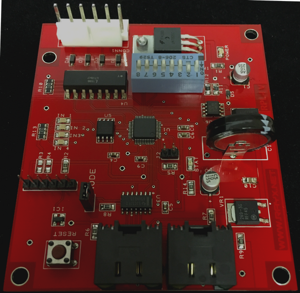 This is the game controller board that goes with the RPL unit.
