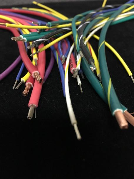 UL1015 Tinned Copper Wire , Primary Wire, Marine, RV, Auto, Hookup Wire