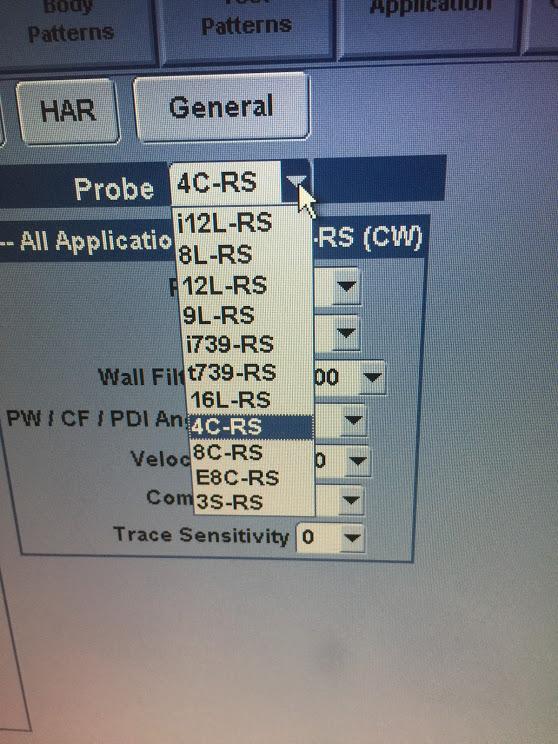 Refurbished GE Logiq Ewith CW-  Portable Ultrasound