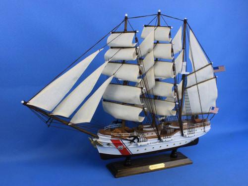 """United States Coast Guard USCG Eagle Tall Model Ship 24"""""""