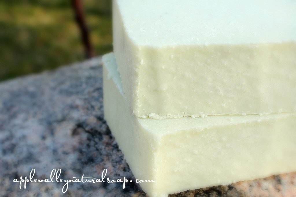 Lavender Lemon Salt Bar by Apple Valley Natural Soap